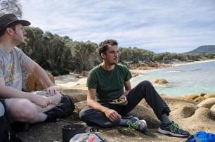 Une rando au Freycinet National Park - Tasmanie -J'ai une ouverture - Tour du Monde (22)
