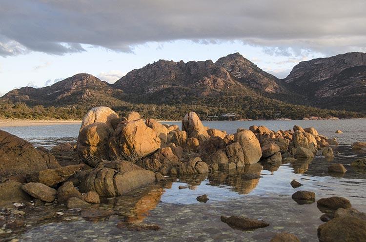 Une rando au Freycinet National Park - Tasmanie -J'ai une ouverture - Tour du Monde (27)