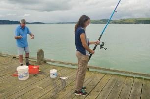 Chouchoutés par Lindy et Tim à Tinopai - Nouvelle Zélande (11)