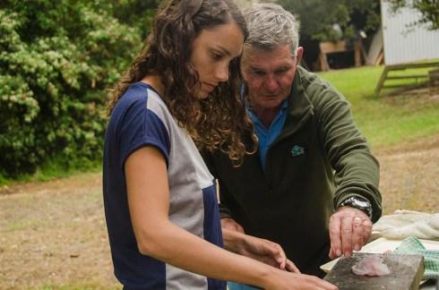 Chouchoutés par Lindy et Tim à Tinopai - Nouvelle Zélande (17)