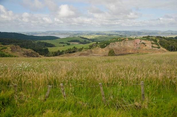 Chouchoutés par Lindy et Tim à Tinopai - Nouvelle Zélande (3)