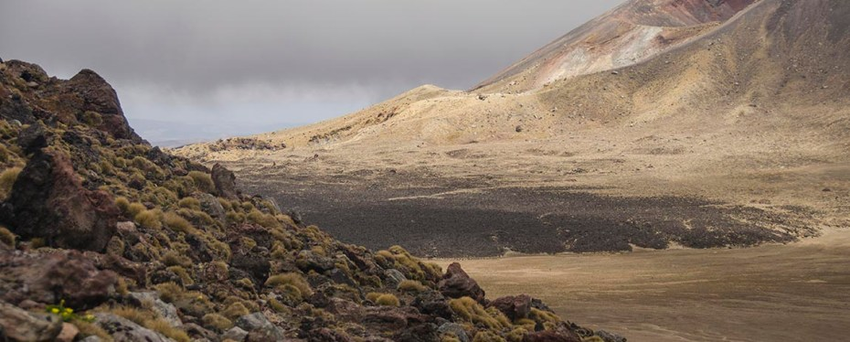 Une splendide randonnée en Mordor – le Tongariro Crossing - Image à la une