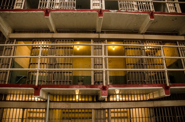 Celulles - Alcatraz - San Francisco