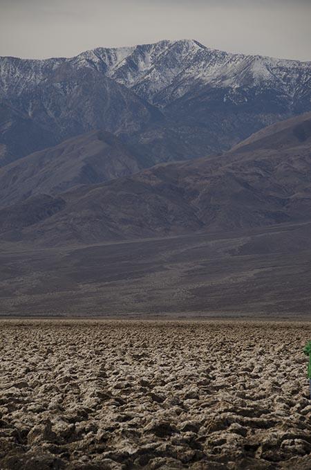C'est beau - Death Valley - USA
