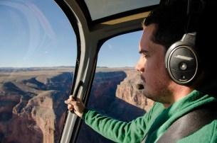 Le Grand Canyon en hélicoptère - USA (22)