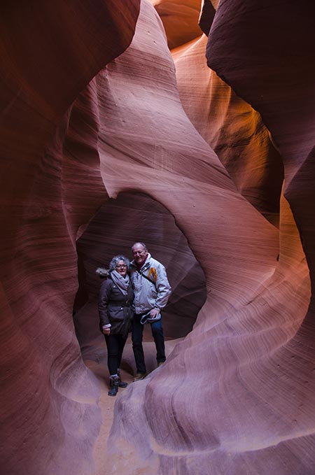 Le Lower Antelope Canyon - Arizona - USA (2) copy