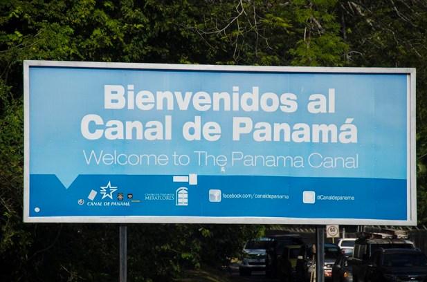 Le canal de Panama (2)