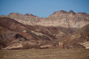 Montagnes noires - Death Valley - USA