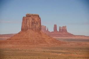 On a vu les Indiens à Monument Valley (1)