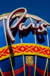 Paris que je te quitte - Las Vegas - USA
