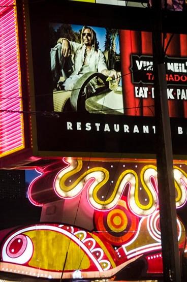Un soulier clinquant - Las Vegas - USA