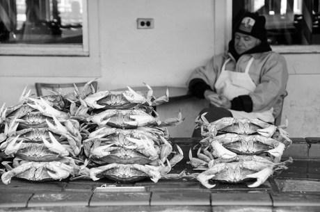 Un vrai panier de crabes - San Francisco
