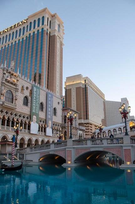 Venise, c'est très romantique - Las Vegas