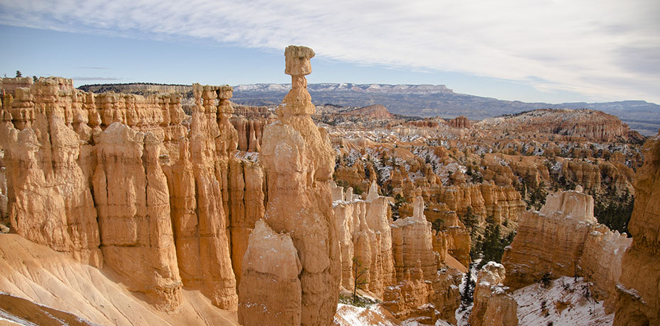 Bryce canyon - Dream Canyon -  Article - Par Chantal