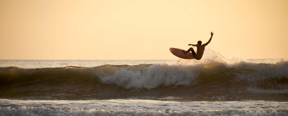 Couverture - Surfeur mes fesses - Santa Teresa au Costa Rica