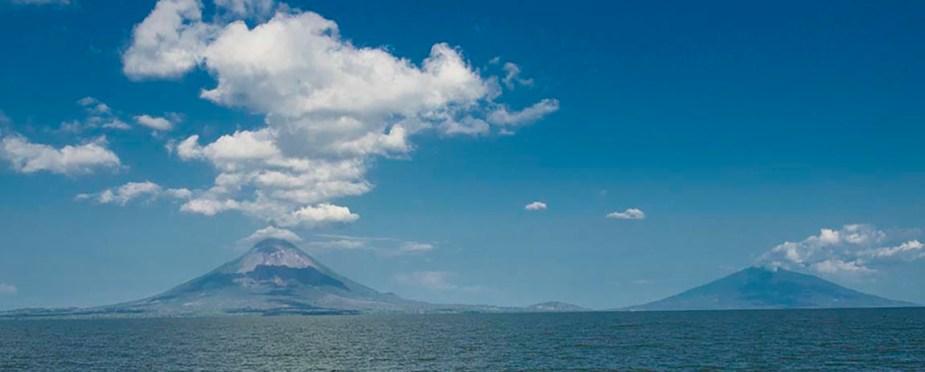 L'île d'Ometepe au Nicaragua - Couv