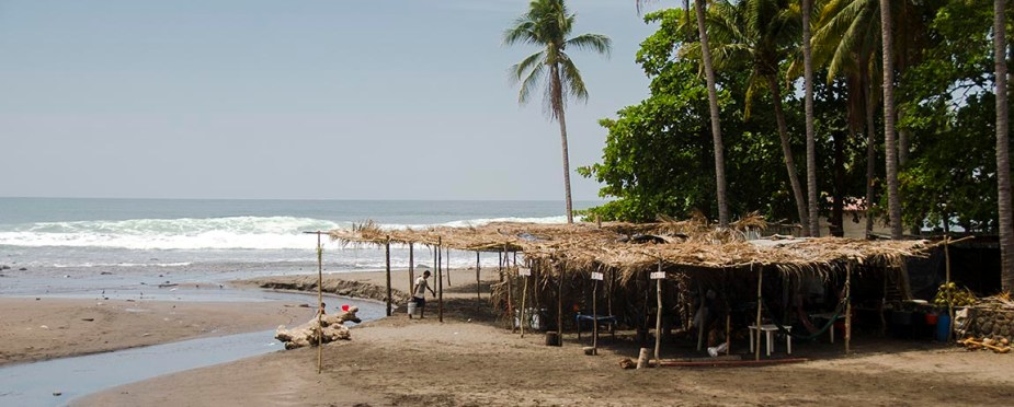 Le goût du bout du monde - El Salvador - Couv
