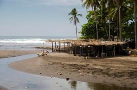Playa El Zonte au El Salvador (2)
