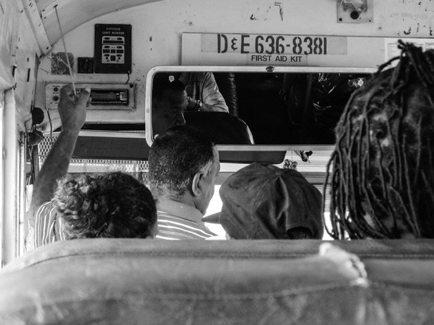 Belize en bus (1)