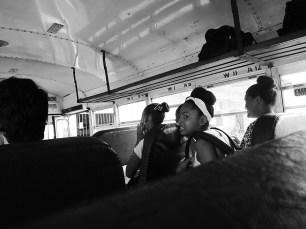Belize en bus (2)