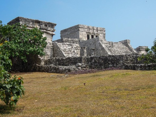 Le site de Tulum - Mexique (14)