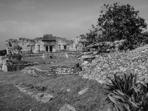 Le site de Tulum - Mexique (5)