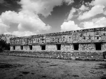 Le site de Uxmal au Mexique (10)