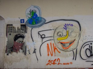 Street Art - San Cristobal de Las Casas - Mexique (13)