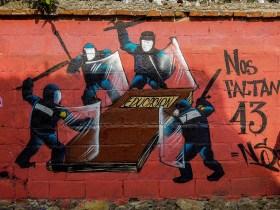 Street Art - San Cristobal de Las Casas - Mexique (4)