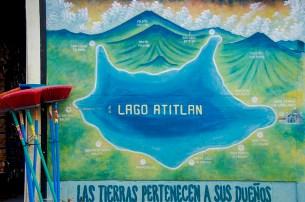 Street Art - San Juan de la Laguna - Guatemala (7)