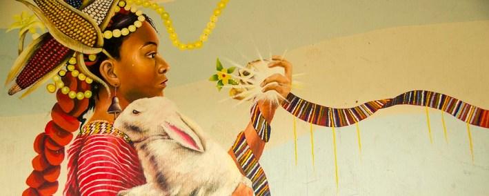 Street Art au Guatemala - Couv
