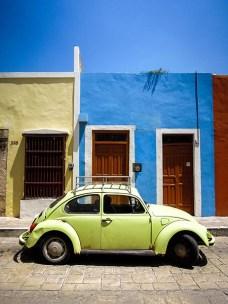 Villes coloniales du Mexique - Campeche (6) copy