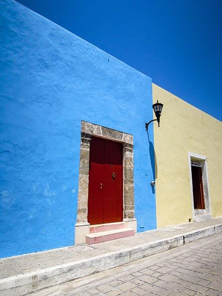 Villes coloniales du Mexique - Campeche (8) copy
