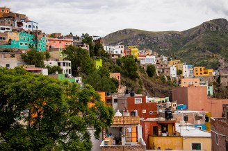 Villes coloniales du Mexique - Guanajuato (12)
