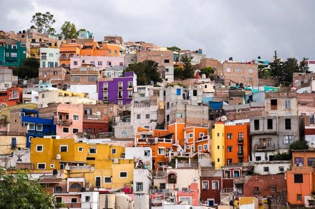 Villes coloniales du Mexique - Guanajuato (15)
