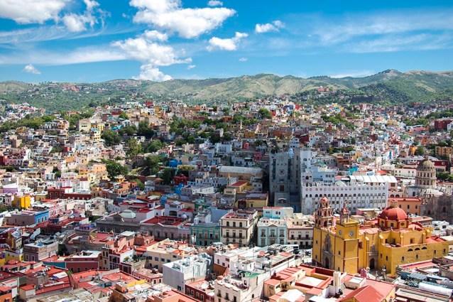 Villes coloniales du Mexique - Guanajuato (5)
