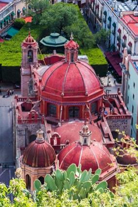 Villes coloniales du Mexique - Guanajuato (6) copy