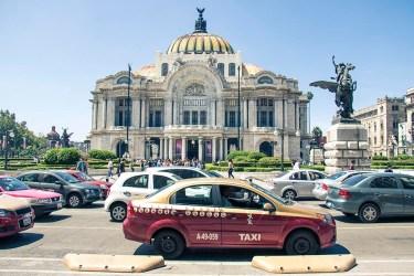 Villes coloniales du Mexique - Mexico (10)
