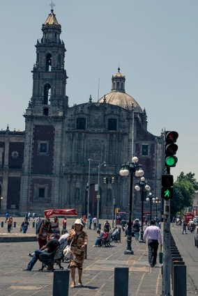 Villes coloniales du Mexique - Mexico (8) copy