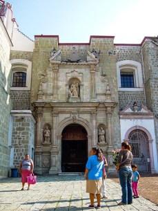 Villes coloniales du Mexique - Oaxaca (4) copy