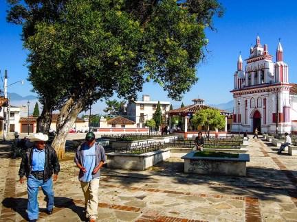 Villes coloniales du Mexique - San Cristobal de Las Casas (17)