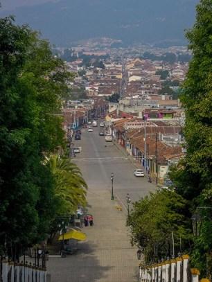 Villes coloniales du Mexique - San Cristobal de Las Casas (2) copy