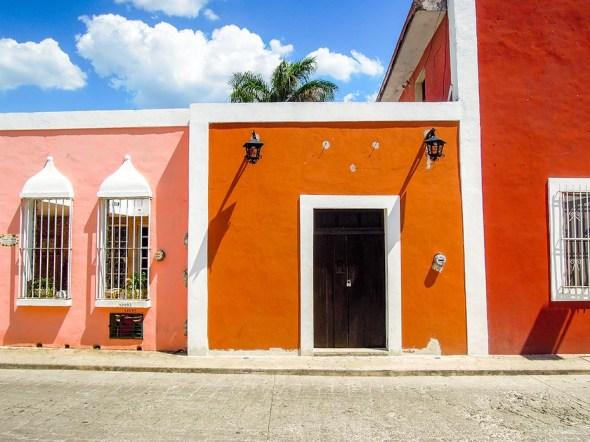 Villes coloniales du Mexique - Valladolid (5)