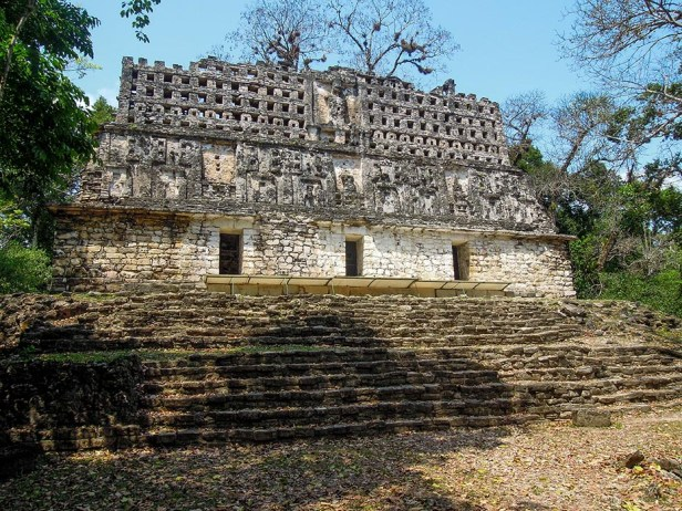 Yaxchilan au Mexique (6)