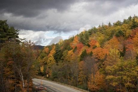 Dans le Vermont - USA (1)