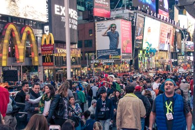 Times Square - New York - USA (2)