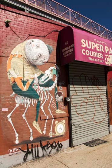 Williamsburg à Brooklyn - New York - USA (7) copy