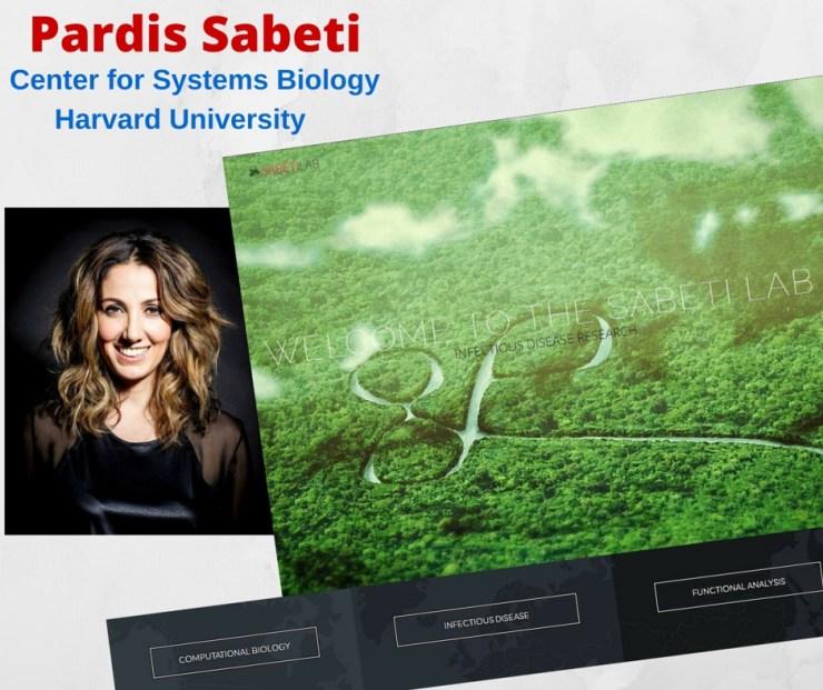 Pardis Sabeti