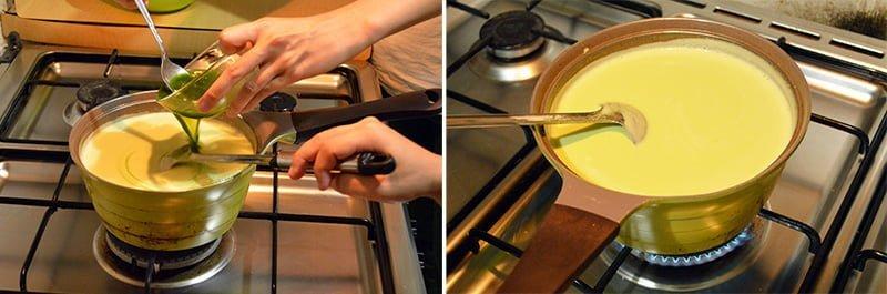 how to make pandan coconut ice cream 2