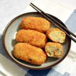 japanese beef croquettes